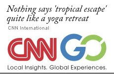 reviews of yoga now on CNN Travel website